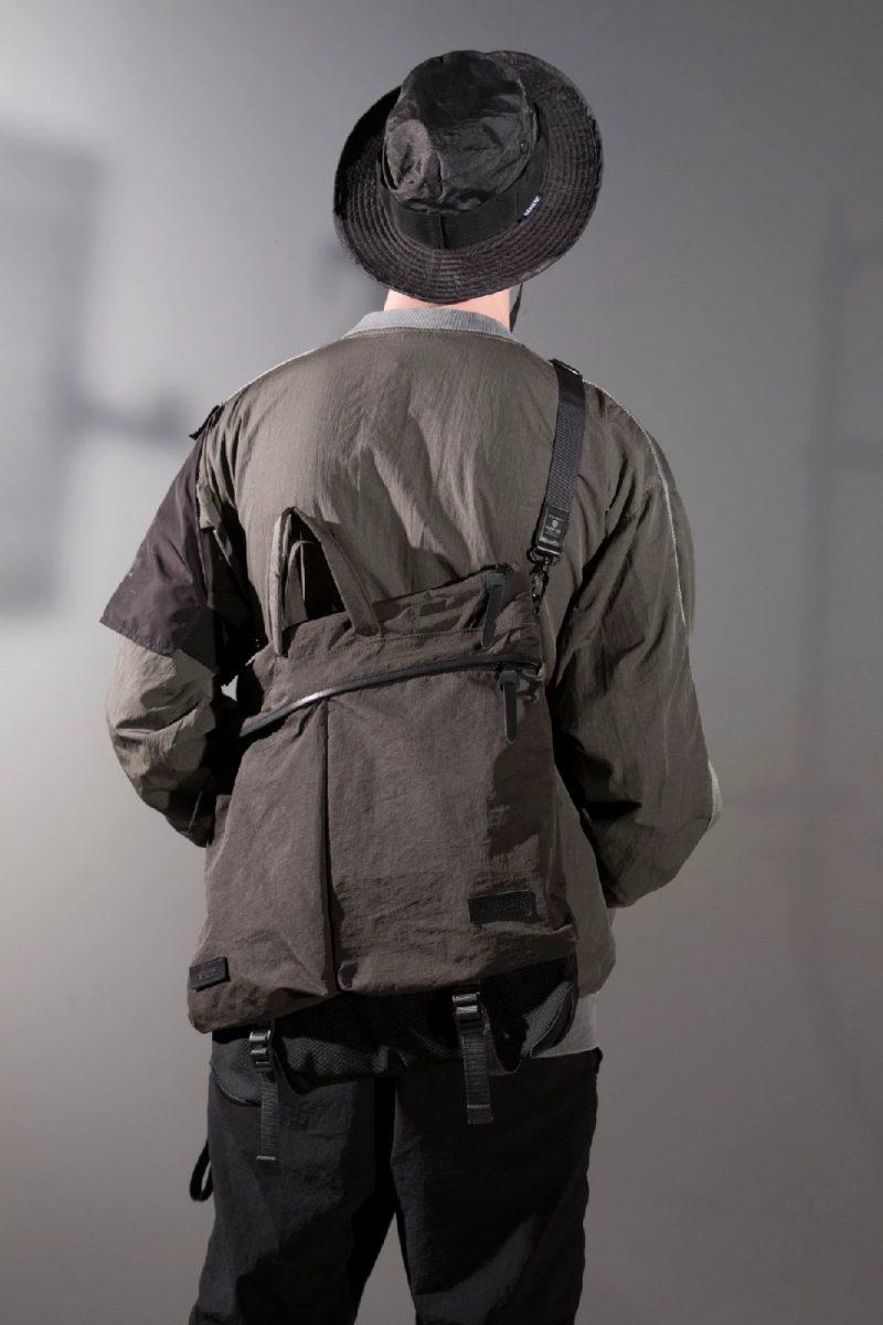 nemen indossato 19 - NemeN aposta em novos materiais e técnicas em coleção SS19