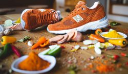 New Balance M991SE recebe colorway inspirada no açafrão