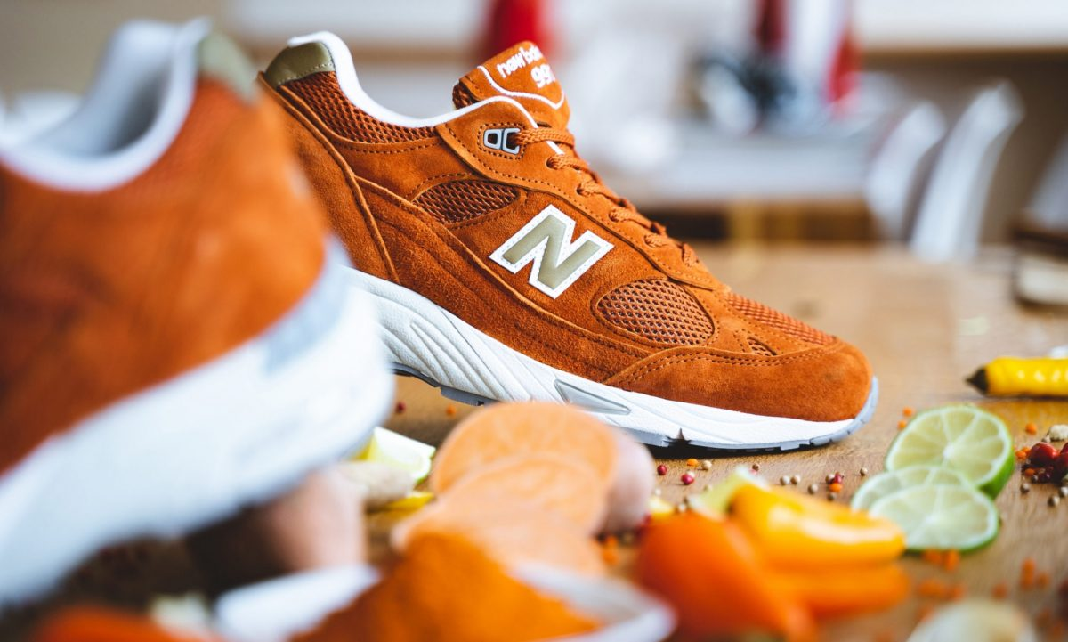 new balance m991se made in england eastern spices 03 - New Balance M991SE recebe colorway inspirada no açafrão