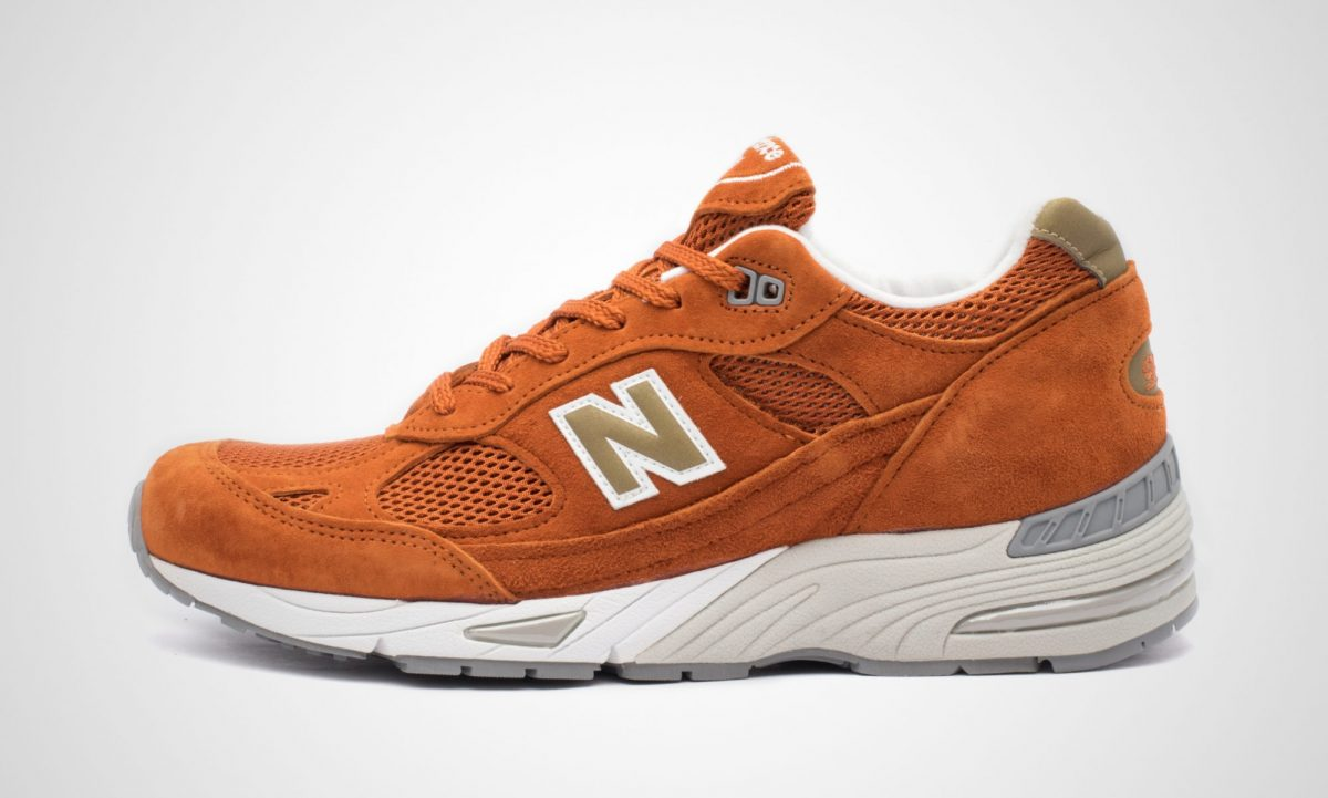 new balance m991se made in england eastern spices 04 - New Balance M991SE recebe colorway inspirada no açafrão