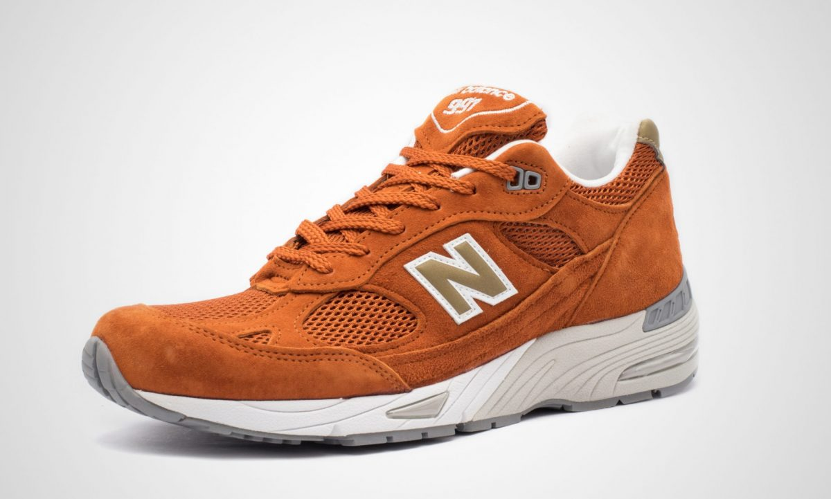new balance m991se made in england eastern spices 05 - New Balance M991SE recebe colorway inspirada no açafrão