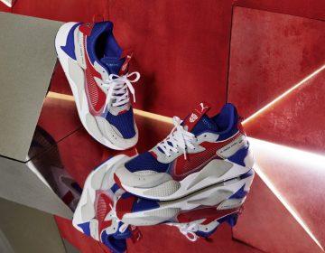 PUMA lança tênis inspirados nos Transformers