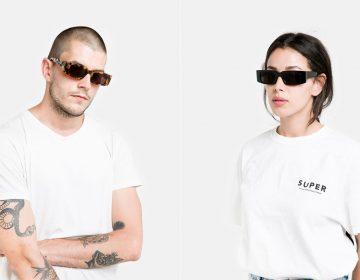 RETROSUPERFUTURE e SUNNEI criam novo óculos de sol