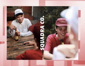 Conheça a marca brasileira Squadra Company