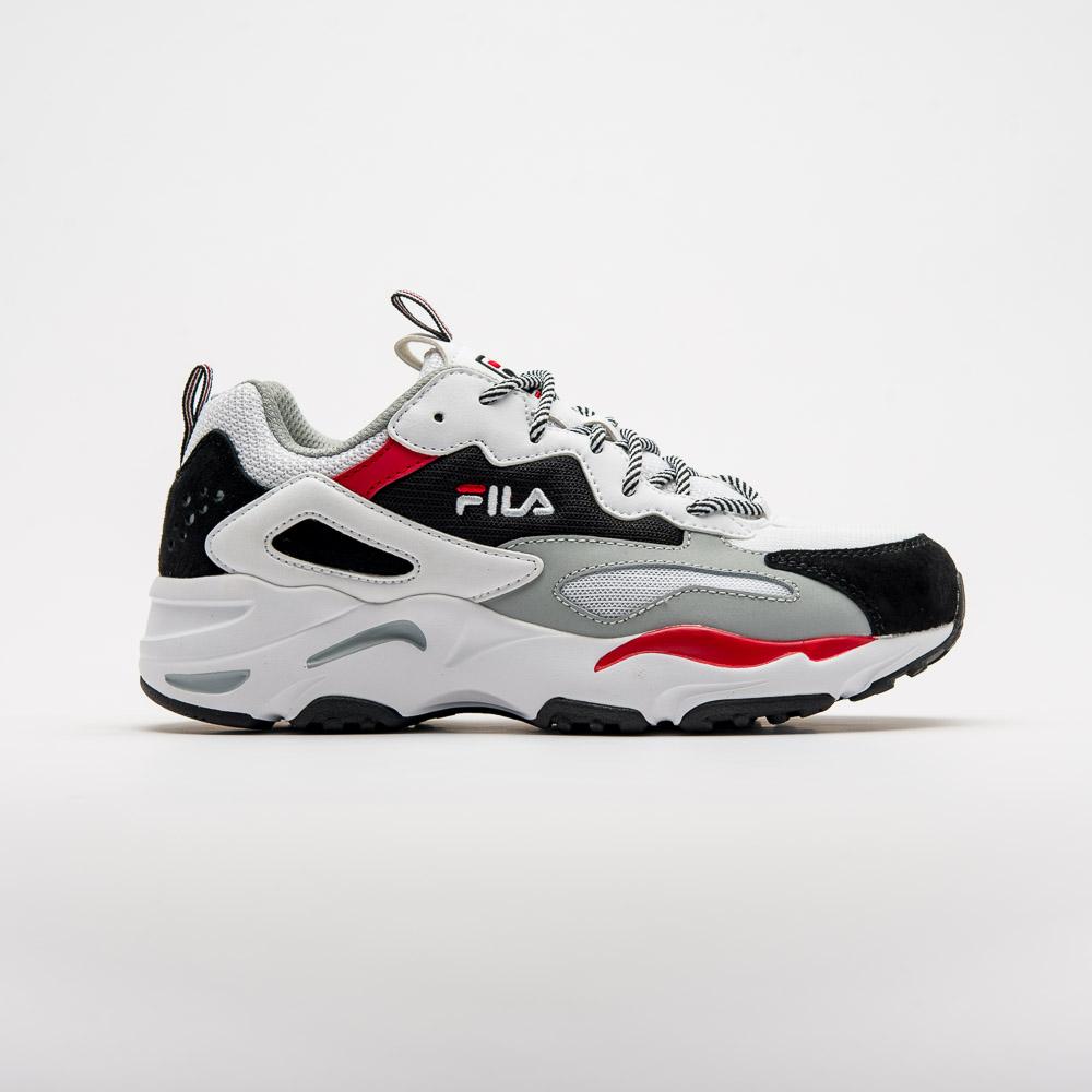 fila ray tracer no brasil 02 - FILA revive três sneakers clássicos dos anos 90