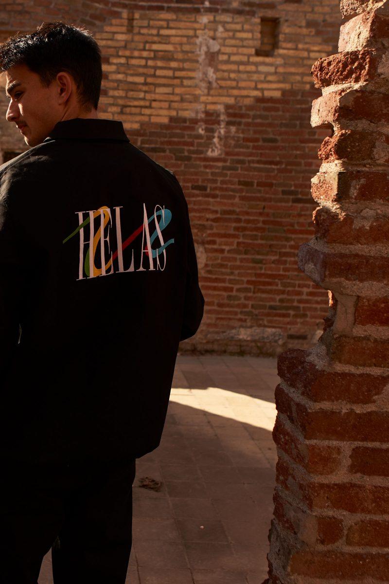 helas colecao primavera 2019 08 - Barcelona serve de plano de fundo para nova coleção da Hélas