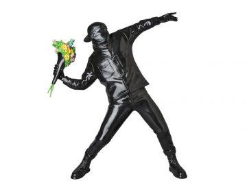 Medicom e Brandalism vão lançar nova figura de Banksy
