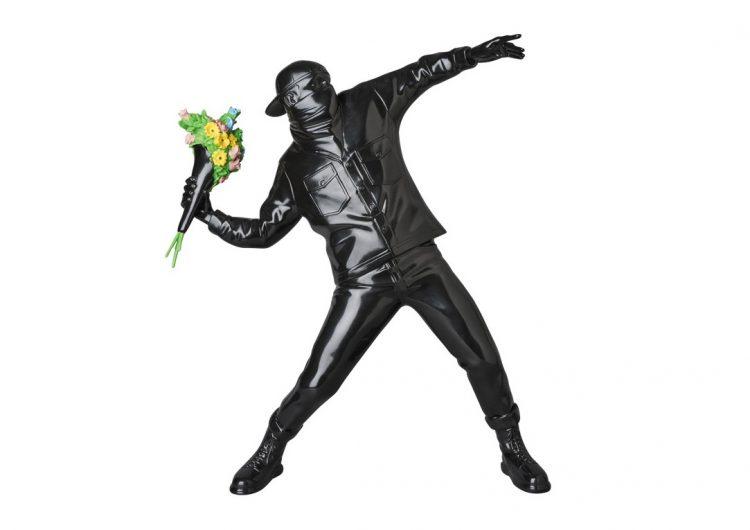 medicom toys brandalism banksy flower bomber figure 01 750x530 - Home