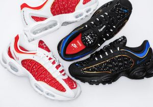 Supreme confirma data de lançamento do Nike Air Tailwind IV