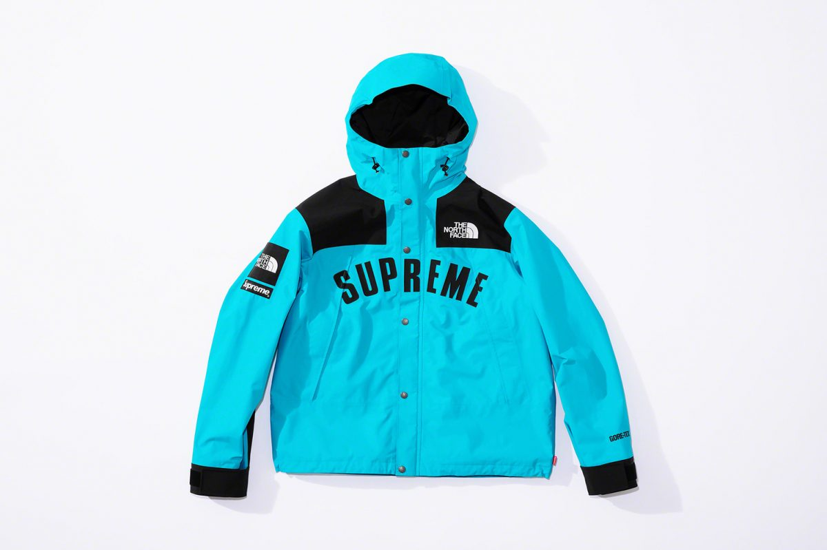 supreme the north face ss19 04 - Supreme e The North Face apostam nas cores CMYK em collab