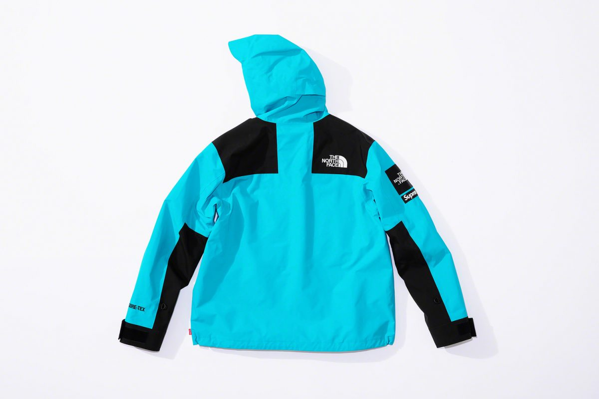 supreme the north face ss19 05 - Supreme e The North Face apostam nas cores CMYK em collab