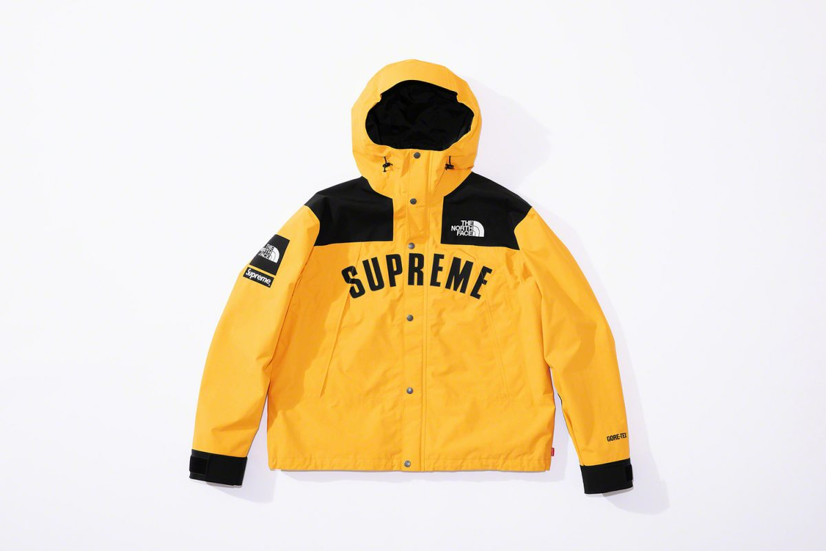 supreme the north face ss19 06 - Supreme e The North Face apostam nas cores CMYK em collab