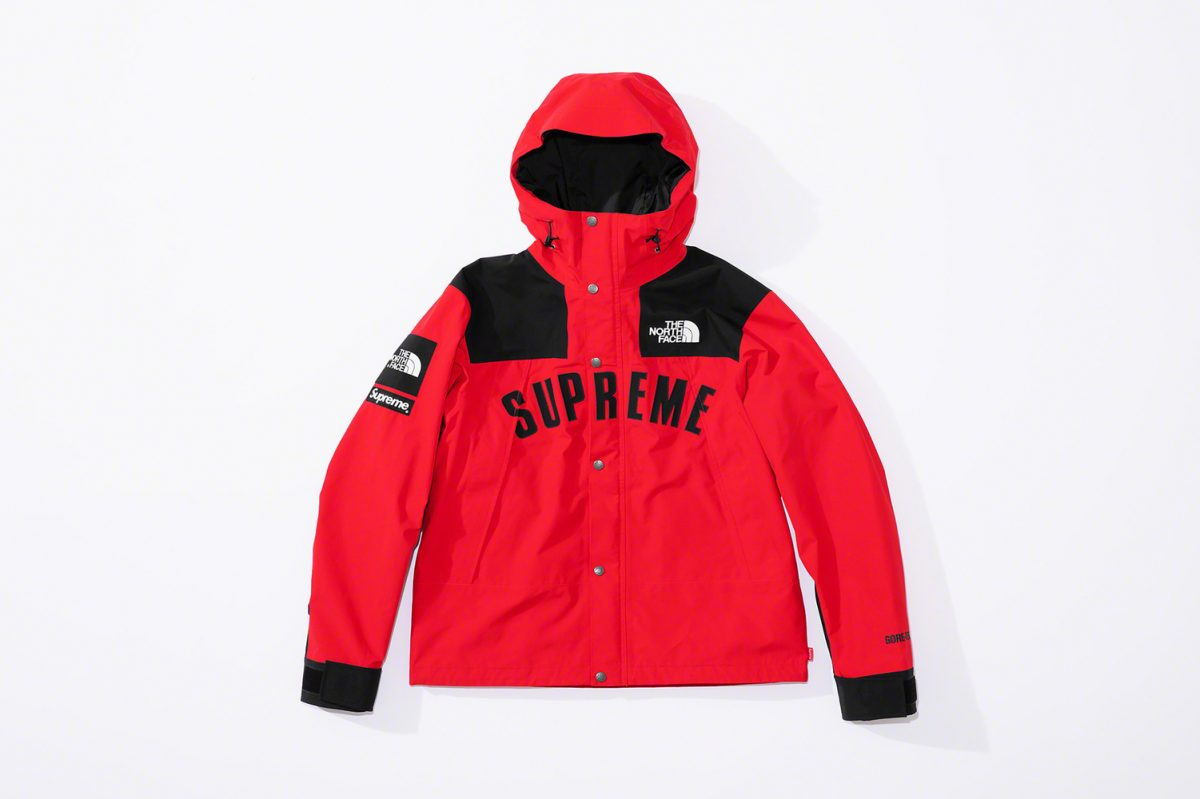 supreme the north face ss19 07 - Supreme e The North Face apostam nas cores CMYK em collab