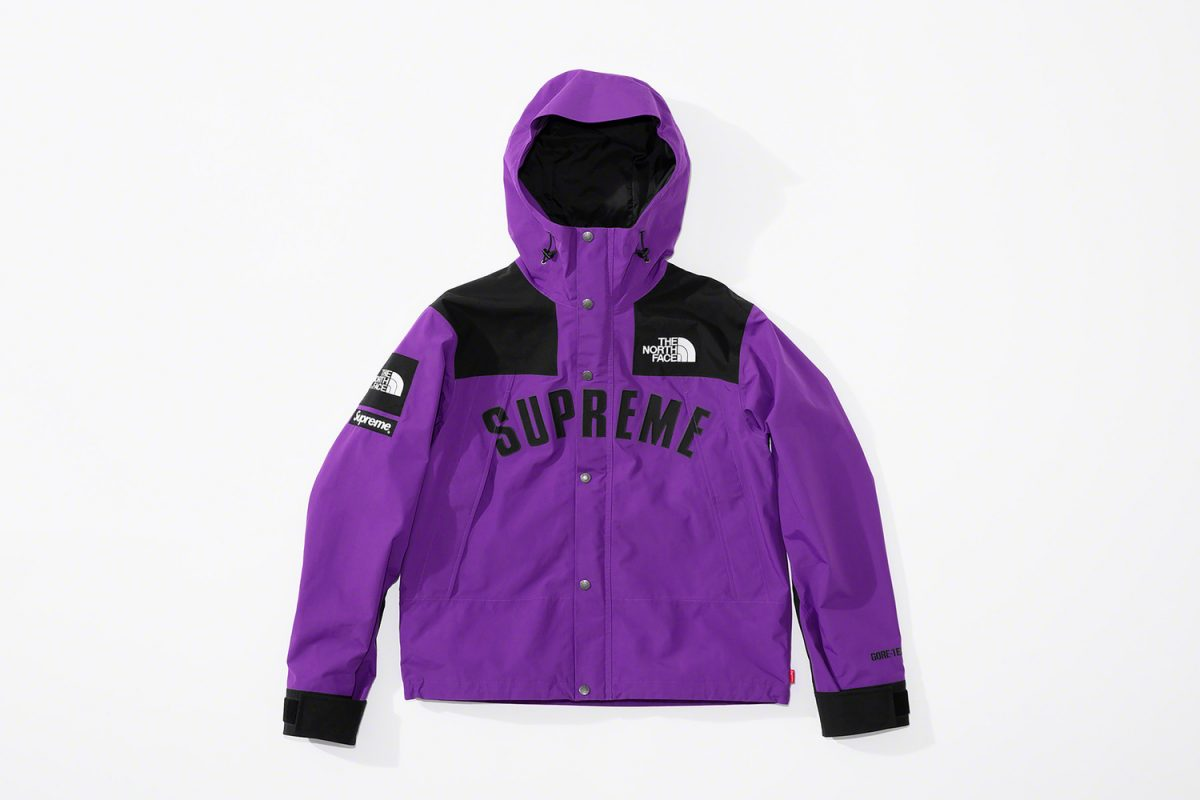 supreme the north face ss19 08 - Supreme e The North Face apostam nas cores CMYK em collab