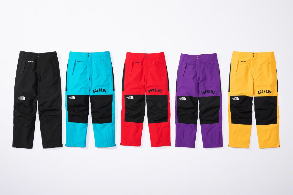 supreme the north face ss19 16 - Supreme e The North Face apostam nas cores CMYK em collab