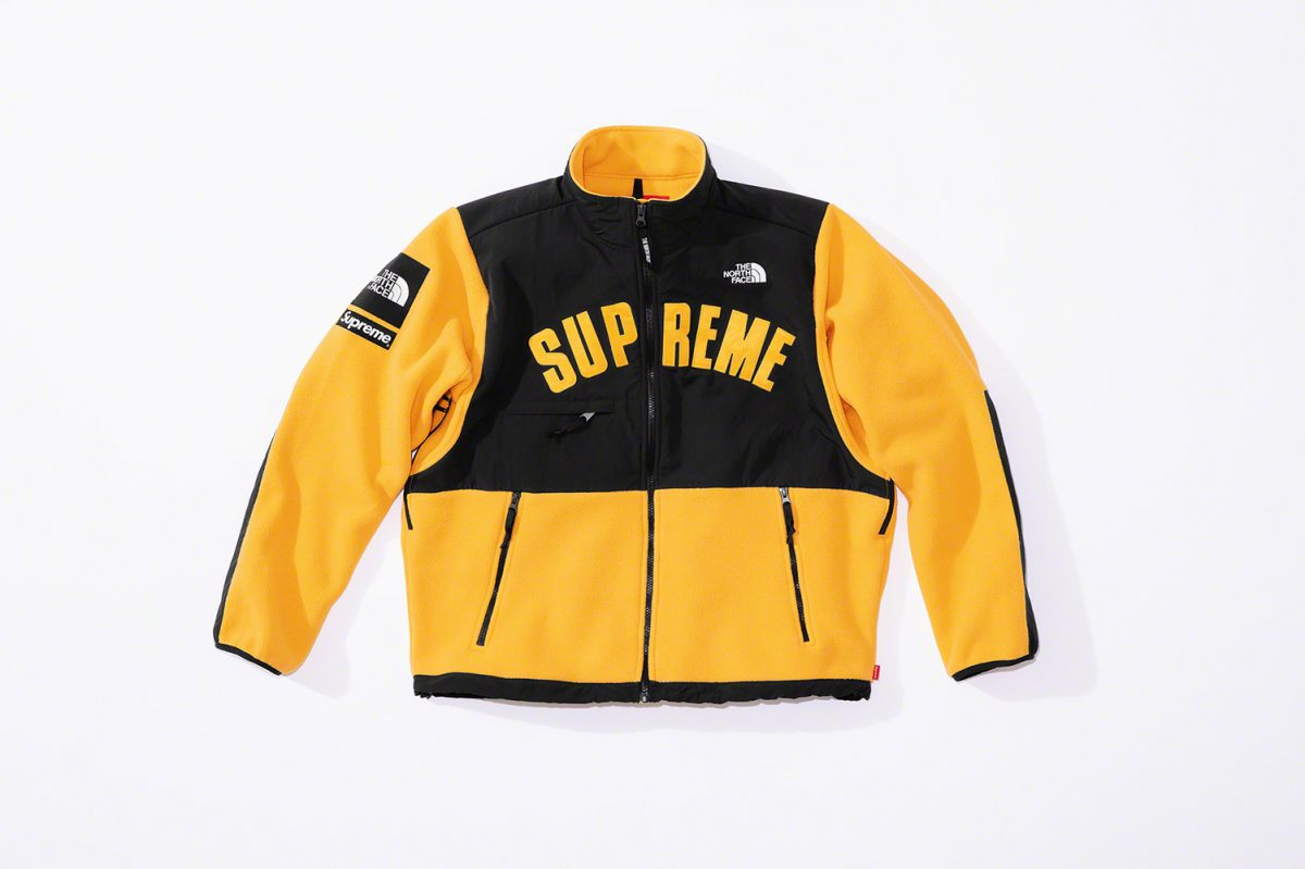 supreme the north face ss19 17 - Supreme e The North Face apostam nas cores CMYK em collab