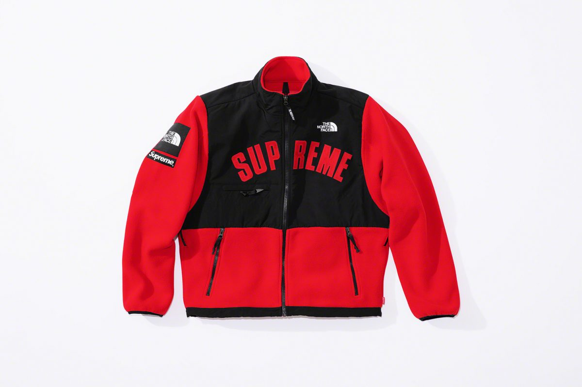supreme the north face ss19 19 - Supreme e The North Face apostam nas cores CMYK em collab