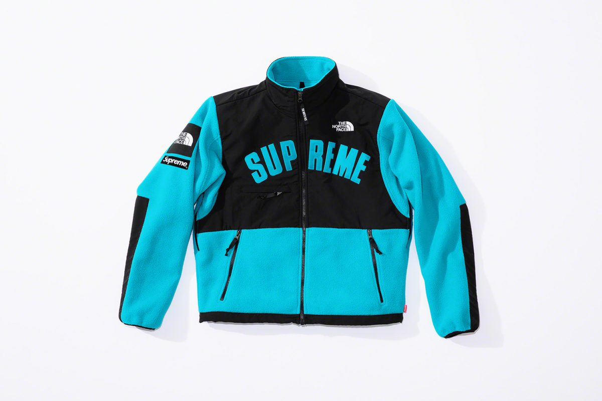 supreme the north face ss19 21 - Supreme e The North Face apostam nas cores CMYK em collab