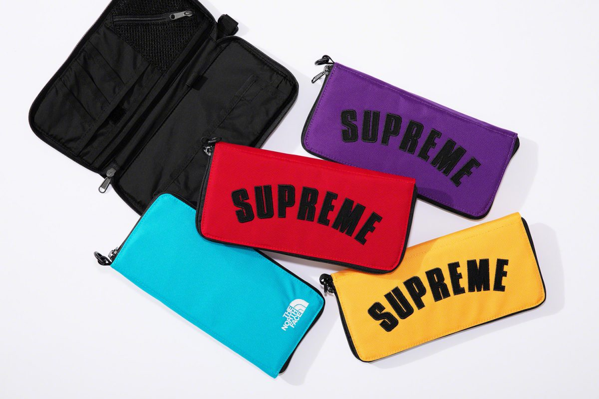 supreme the north face ss19 26 - Supreme e The North Face apostam nas cores CMYK em collab
