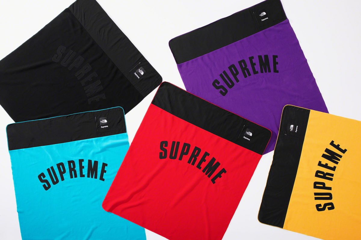 supreme the north face ss19 29 - Supreme e The North Face apostam nas cores CMYK em collab