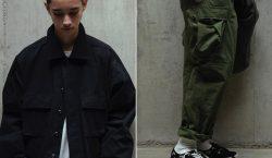 WTAPS apresenta linha minimalista inspirada em uniformes militares
