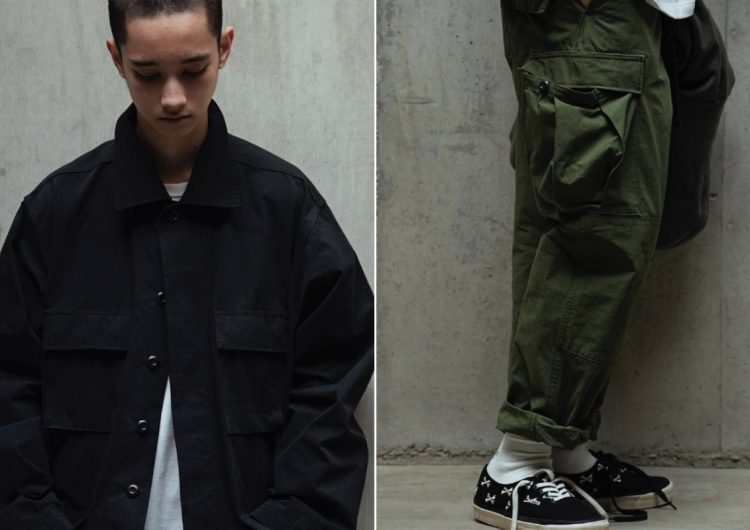 wtaps mill uniforms collection 00 750x530 - Home