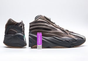 Kanye West escondeu seu novo álbum dentro do Yeezy 700 'Geode'