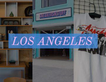 Guia de compras: Los Angeles (Parte 1)