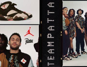 Patta e Jordan Brand celebram o basquete em parceria