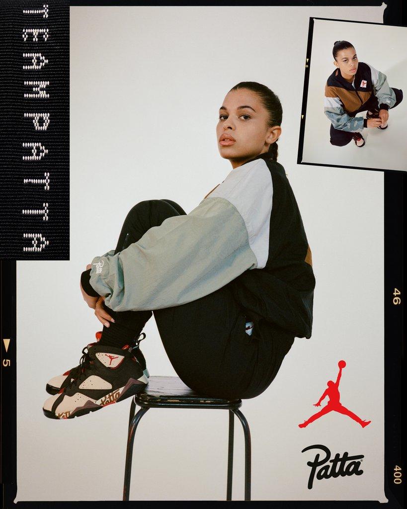 patta x jordan vii collection 2019 05 - Patta e Jordan Brand celebram o basquete em parceria