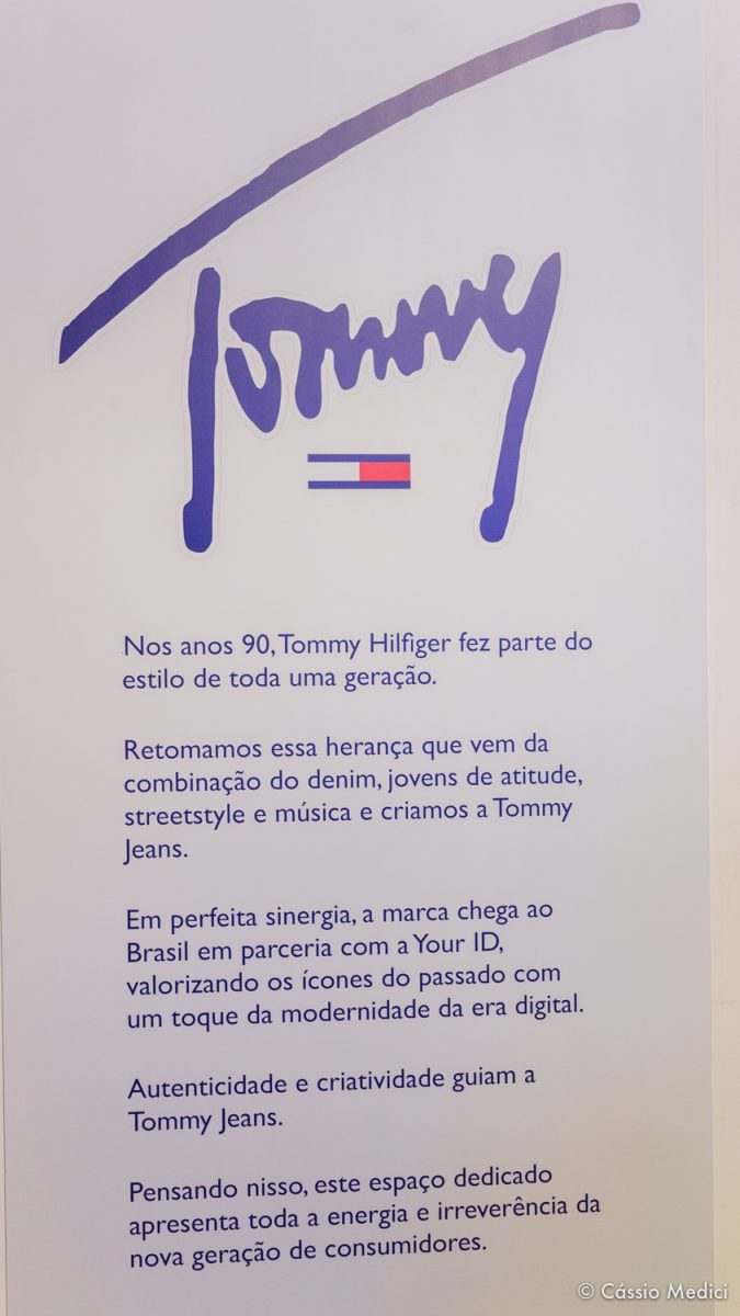 tommy jeans no brasil lancamento 02 - O que rolou na festa de lançamento da Tommy Jeans