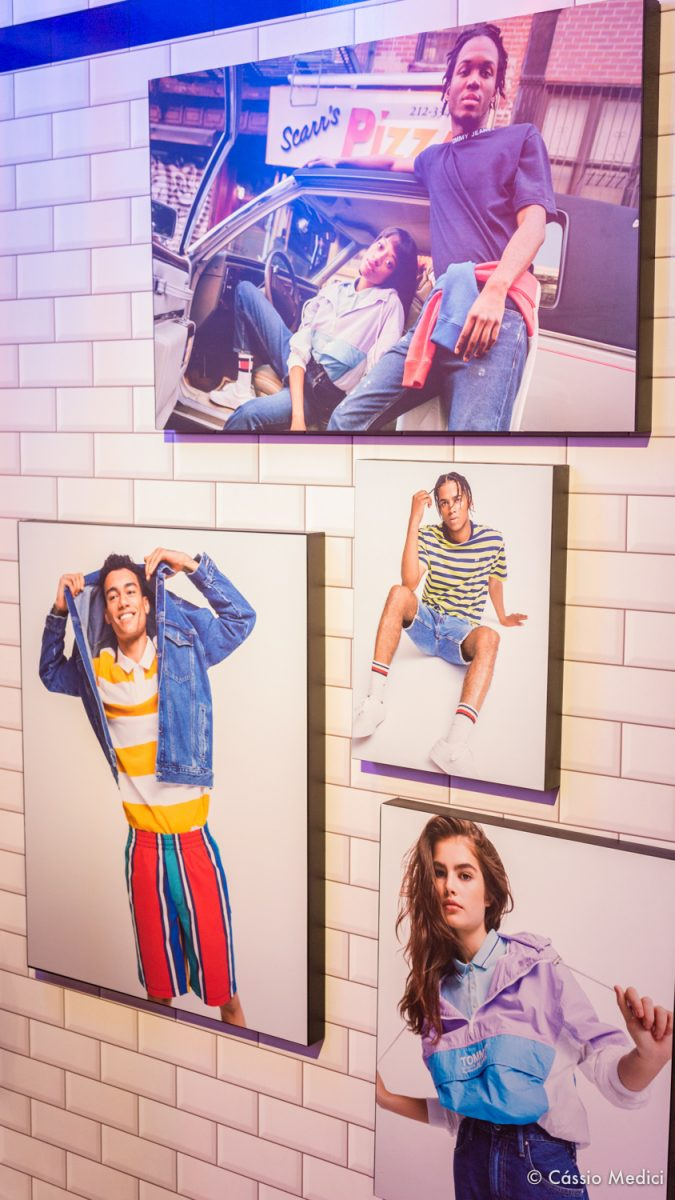 tommy jeans no brasil lancamento 03 - O que rolou na festa de lançamento da Tommy Jeans